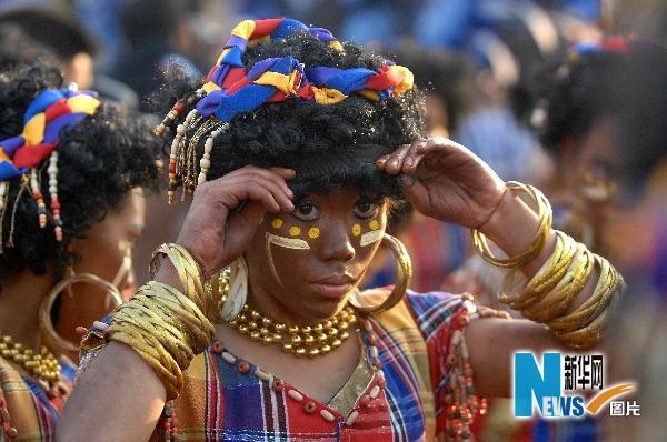 菲律宾庆祝阿里万节