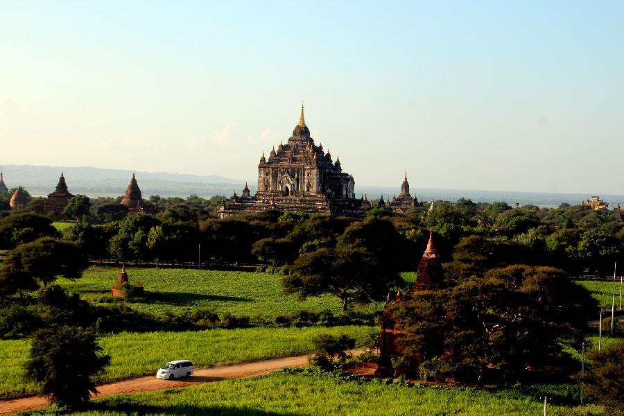 国际 1 万塔之城 缅甸蒲甘