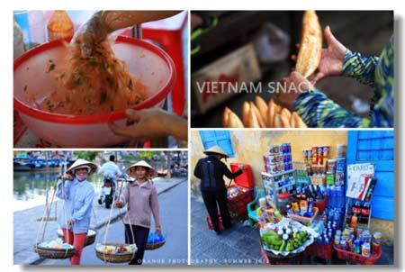 细数越南街边最常见的美味小吃