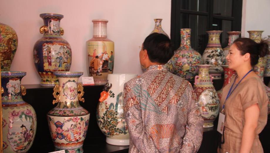 首届印尼·中国景...