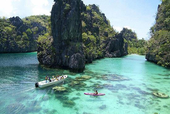 菲律宾巴拉望:未修饰的自然之美(图)