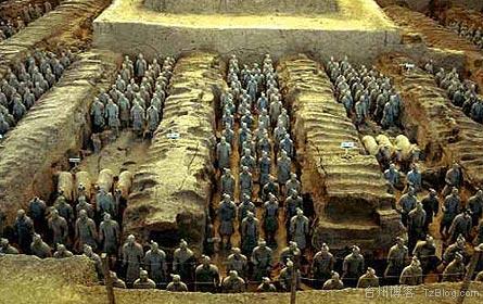 ضريح الإمبراطور شين الأول