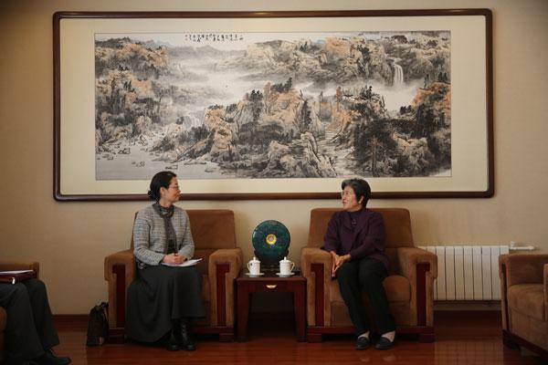 ACC Secretary-General Met with Deputy Director-General of