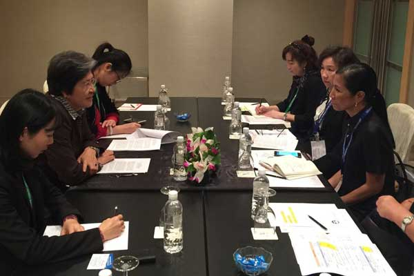 ACC Secretary-General Met with Minister of Tourism and Sports of Thailand