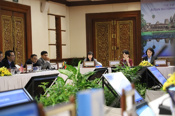 ACC Representatives Participated in the 50th Meeting of ASEAN NTOs and the 35th Meeting of ASEAN Plus Three NTOs