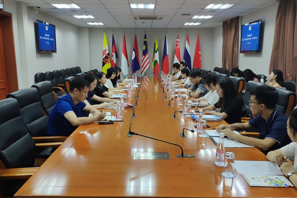 ACC Representatives Exchanged Views With Xiamen University