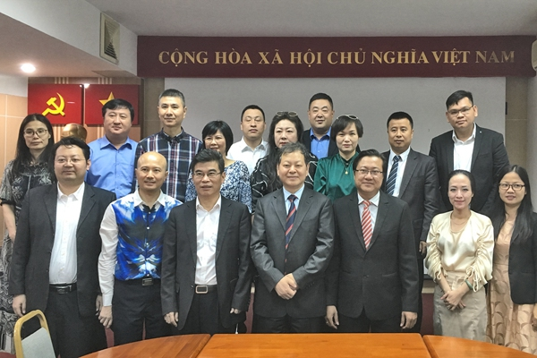 ACC Organised a Trade and Investment Promotion Mission to Viet Nam