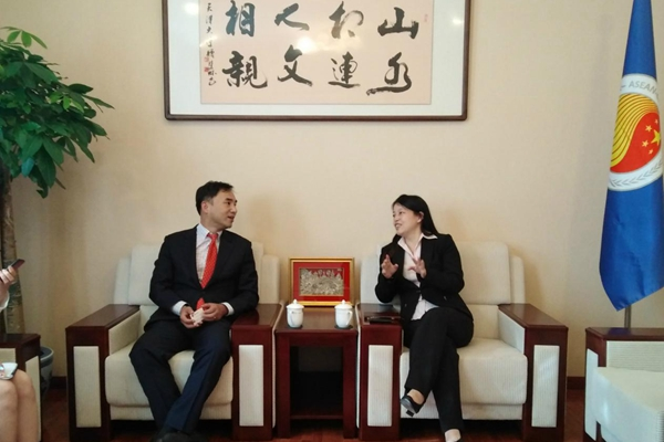 ACC Representative met with ROK Embassy Counsellor