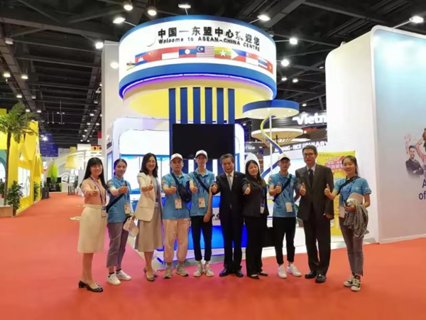 ACC Successfully Set up a Booth at the 16th CAEXPO