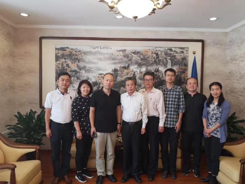 ACC Secretary-General Met with Vice-President of Shaanxi Broadcasting Corporation