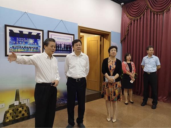 President of China International Publishing Group (CIPG) Visited ACC