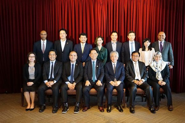 ACC RepresentativesAttended ASEAN Tourism Investment Seminar and Tourism Expo Japan in Osaka