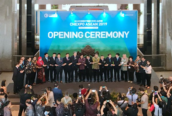 ACC Attended the CHEXPO ASEAN 2019(2019-11-27)