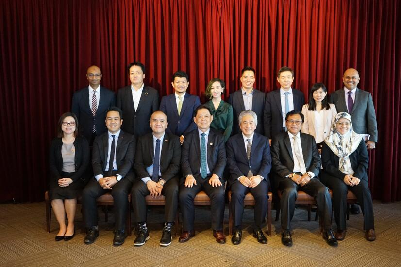 ACC Representatives Attended ASEAN Tourism Investment Seminar and Tourism Expo Japan in Osaka