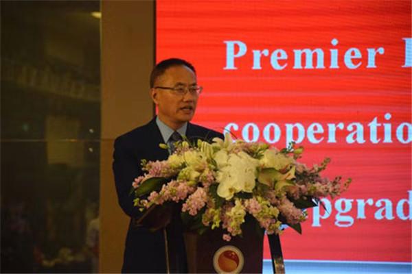 中国外交部陈晓东部长助理在中国—东盟中心成立八周年招待会上的讲话