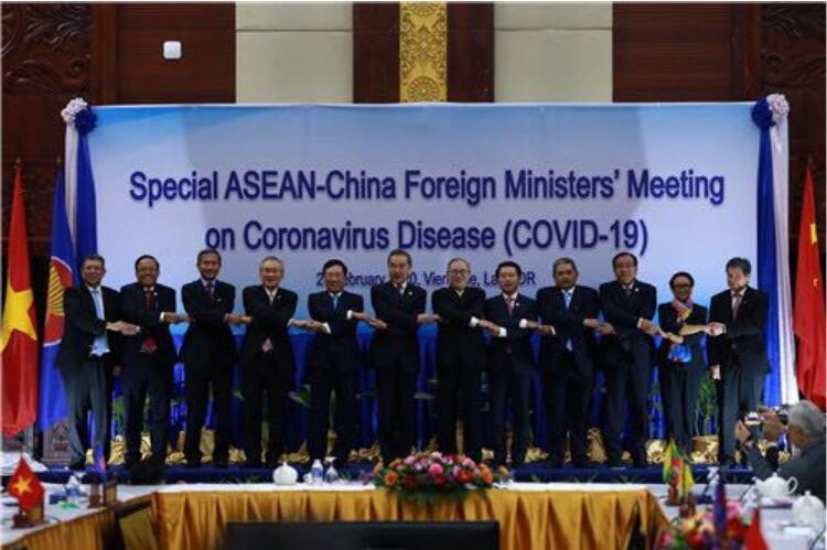 中国东盟守望相助 携手抗击新冠疫情