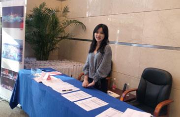 吉林大學在校生黃丁瑤在中國—東盟中心的實習心得