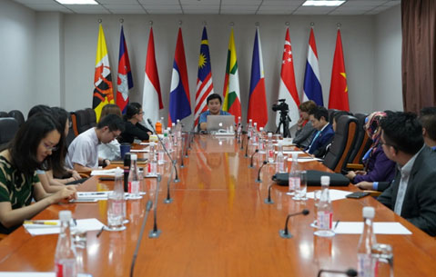 中国—东盟中心举办微视频工作坊