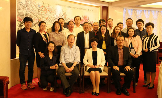 泰國新媒體代表團參訪陜西、青海