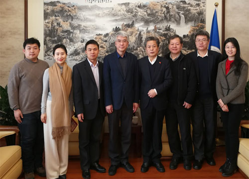 ACC Secretary-General Met with Deputy Editor-in-Chief of People's Daily Online