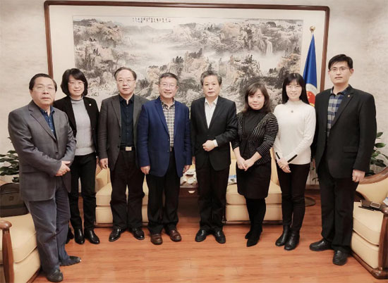 ACC Secretary-General Chen Dehai Met with Secretary of the CPC Committee of Beijing Union University