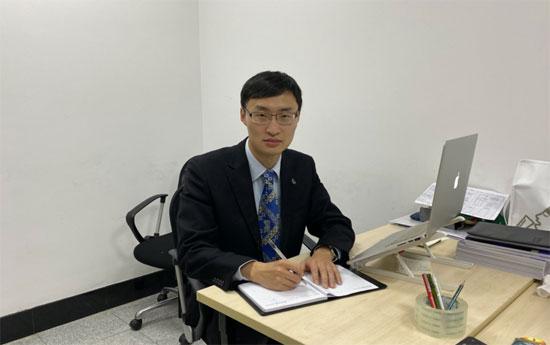 南京大學在讀碩士研究生章子龍的實習小結