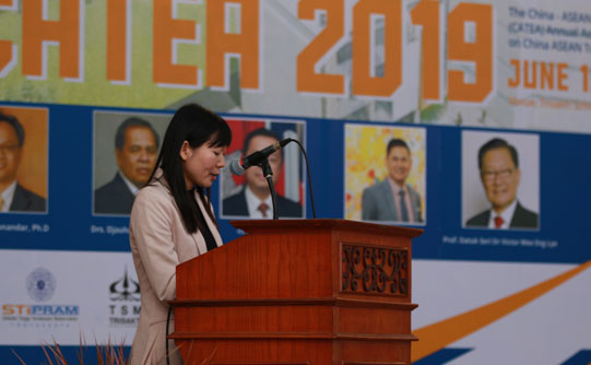 ACC Representatives Attended 3rd Annual Assembly of China-ASEAN Tourism Education Alliance (CATEA)& International Forum on China-ASEAN Tourism Education 2019