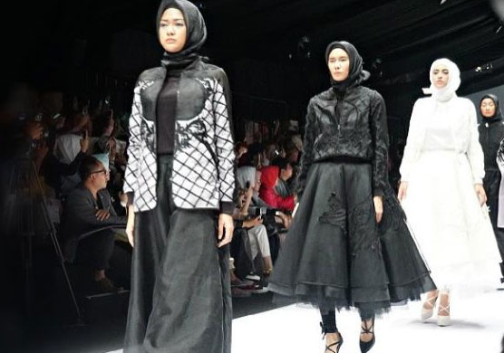 Jakarta Fashion Week(Provided by the Embassy of Indonesia in Beijing)