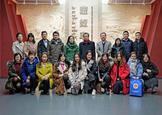 ACC Secretariat Visited Museum of Tibetan Culture