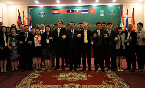 ACC RepresentativesAttended the 44th GMS Tourism Working Group Meeting and Relevant GMS Meetings in Siem Reap, Cambodia
