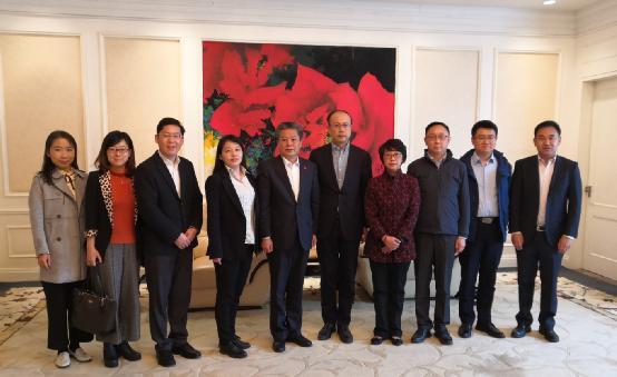 ACC Secretary-General Chen Dehai Visited Fudan University