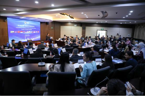The Symposium on Vitalizing and Booming ASEAN-China People-to-People Exchanges Held Successfully