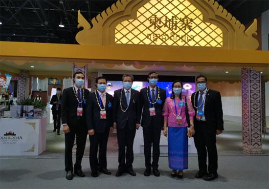 陈德海秘书长出席2020年第六届中国(四川)国际旅游投资大会、第七届四川国际旅游交易博览会