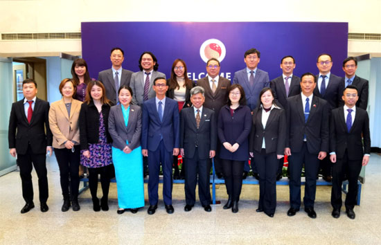 中国—东盟中心举办疫苗之友合作交流会