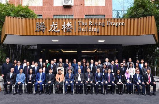 中国—东盟中心和中国外文局联合组织东盟国家驻华使馆外交官及驻京记者访问湖南省