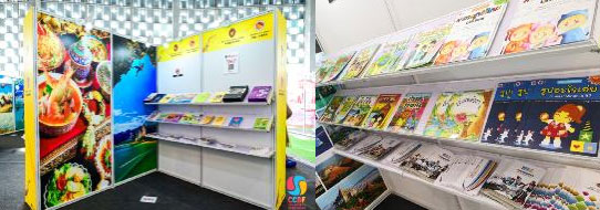 ACC Attended the 2020 China Shanghai International Children's Book Fair