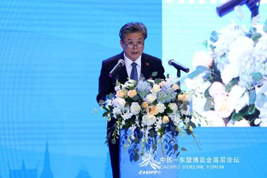陈德海秘书长出席第15届中国—东盟文化论坛