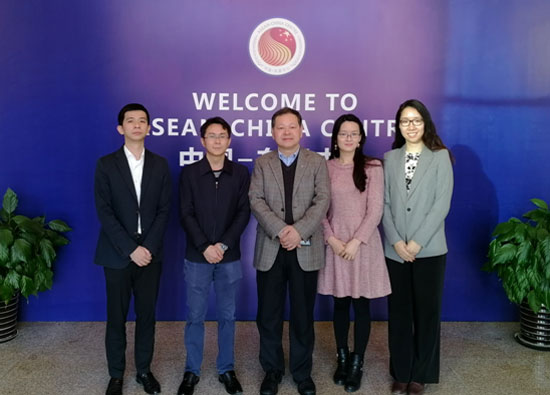 ACC Representative Met with Vice CEO of Kuaishou Technology