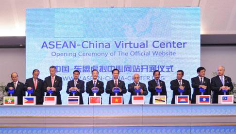 中国—东盟中心的信息工作(2021年1月更新)