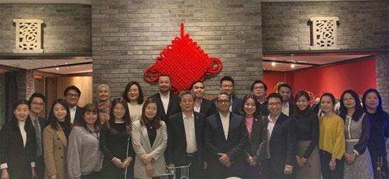 中国—东盟中心举办东盟国家驻华使馆新闻官员和驻京记者与中国主流媒体交流活动