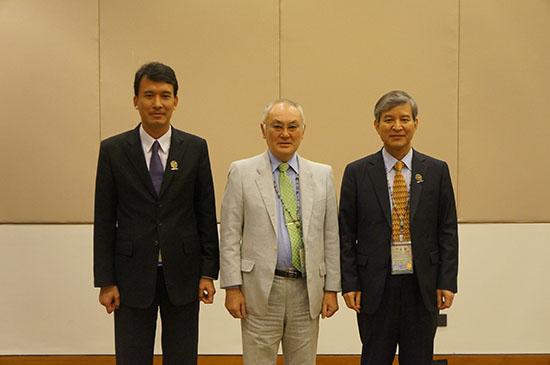 中国—东盟中心、日本—东盟中心、韩国—东盟中心秘书处第五次非正式会议在缅甸举行