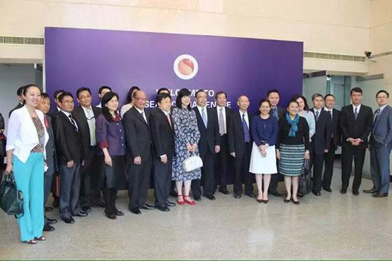 中国—东盟中心举办中国—东盟贸易投资合作研讨会