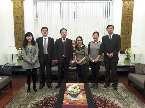 中国—东盟中心携手院校助力中国与东盟铁路合作
