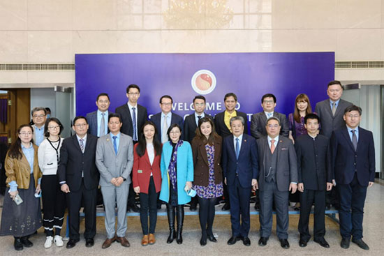 2nd Exchange onASEAN-China Vaccine Friend Cooperation Held by ACC