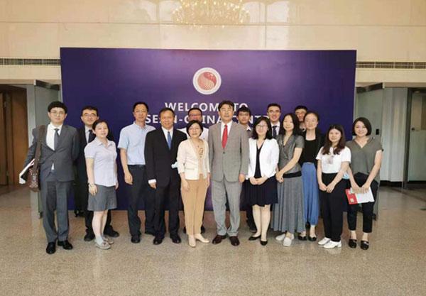 中国—东盟中心举办第三届疫苗之友合作交流会
