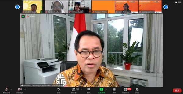 中国—东盟中心应邀联合举办第四期招生宣讲会