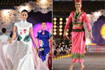 "Asian costumes presented at ""Oriental Night"" show in Vietnam"