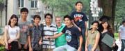 柬埔寨一家11人來桂林留學