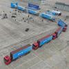 重慶開通直達東盟公路貨運班車