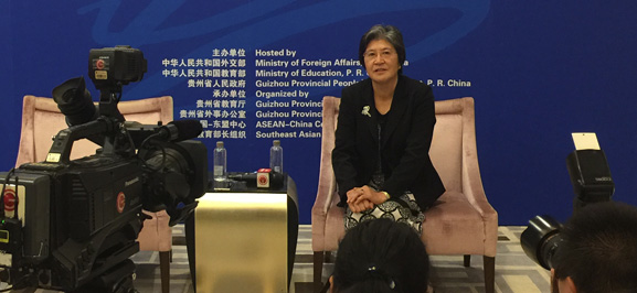 ACC Secretary-General Received a Joint Interview by Chinese Media on ASEAN-China Education Cooperation